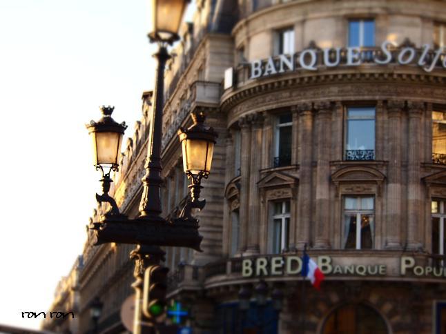 フランス街並み1