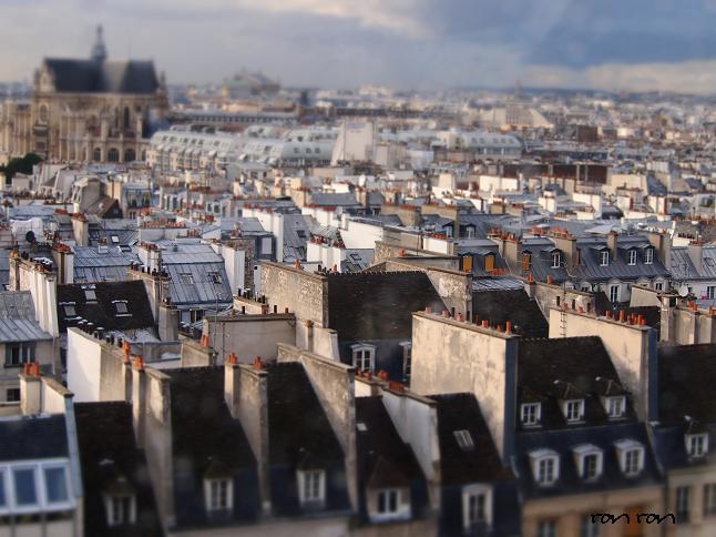 フランス街並み6