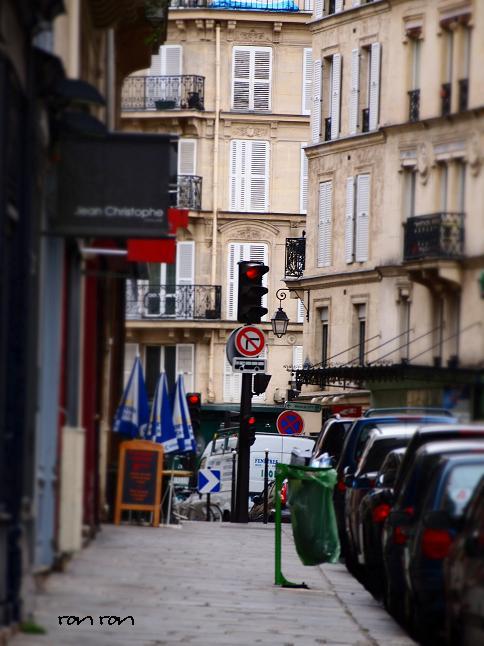 フランス街並み18
