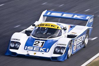 Iseki Porsche956