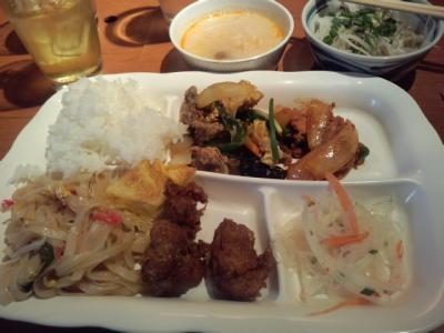 タイ料理1月3日