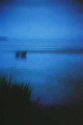 猪苗代湖(白鳥浜)