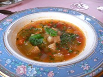 mari  soup