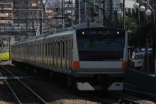 animeバカの鉄道魂!!!-西八王子 E233大月行き