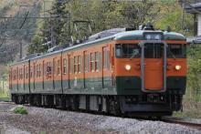 animeバカの鉄道魂!!!-115系岩本ストレート