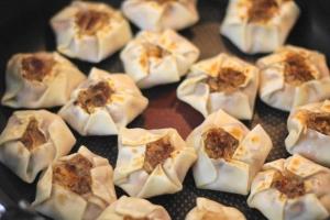 牛肉キムチ餃子3