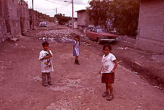 メキシコ・シティ郊外