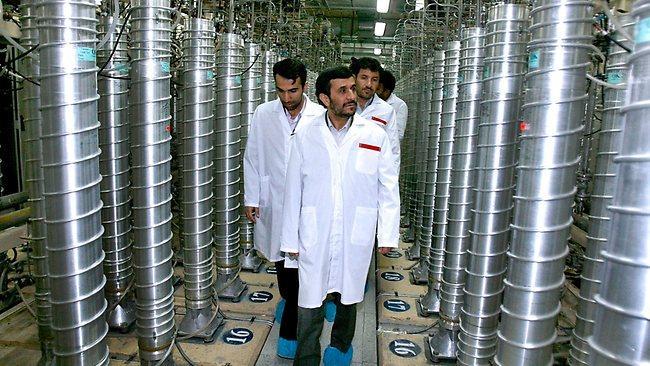 イランの核施設