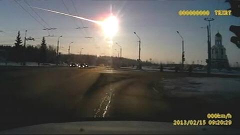 隕石 ロシア-2-