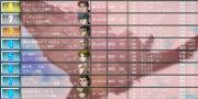 25クール第3戦TVP順位