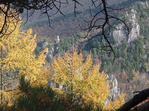唐松と父岩・サイコロ岩