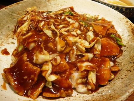 翠園:回鍋肉