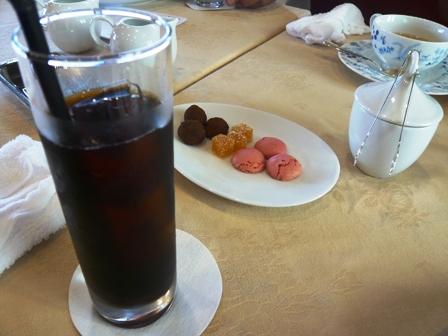 WATANABE:食後の珈琲