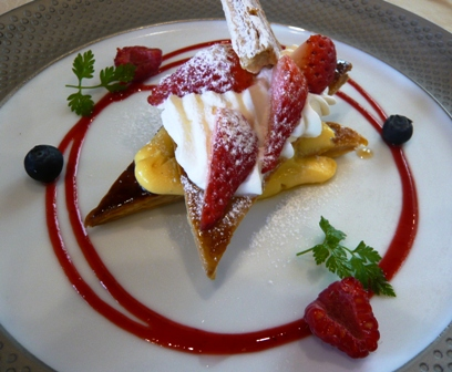 WATANABE:苺のミルフィーユ2