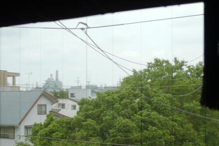 料亭大森:3階からの眺望