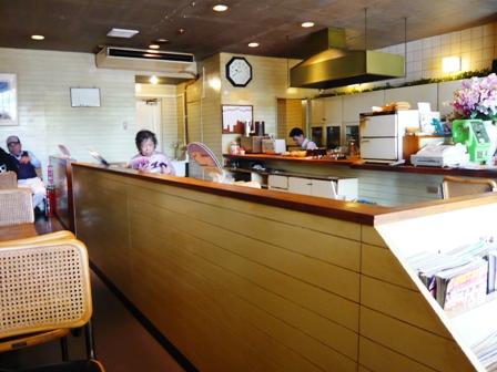 喫茶徳川:店内