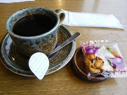 セラモール:ホットコーヒー