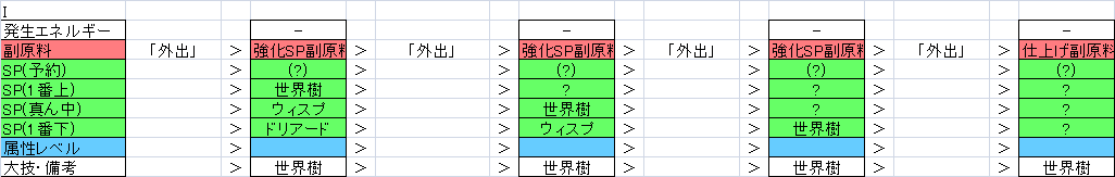 PS2木材無属性I