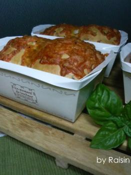 20100823バジル&Wチーズのパンbyレーズン酵母