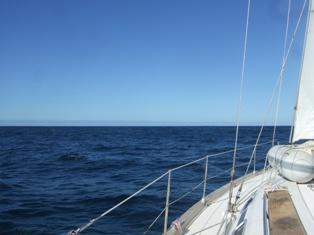 inidian ocean ahead