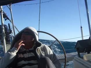 relieved skipper