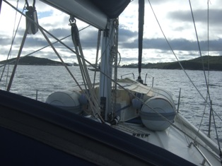 pr harbour ahead