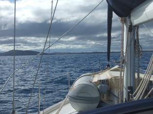 heading to albany