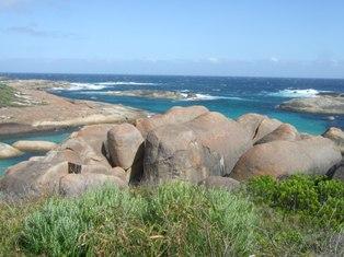 elphant rock