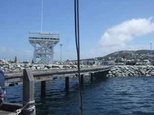town jetty