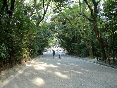 熱田神宮道のり