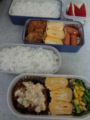 2013年10月24日のお弁当