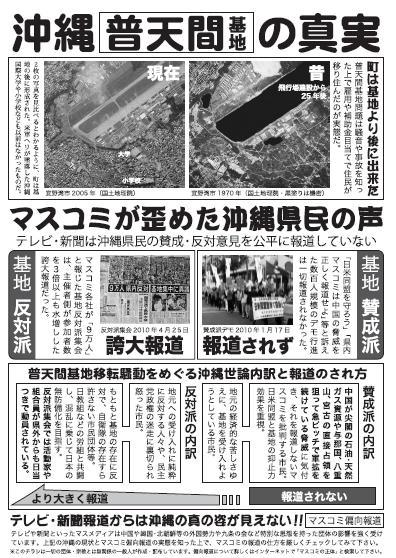 沖縄の真実