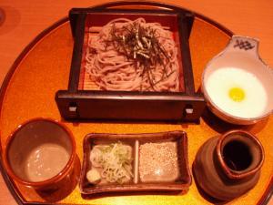 201007越後茶屋のとろろそば750円