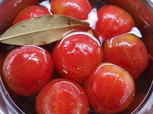 20100807トマトマリネ