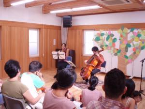 201008ヴァイオリン&チェロ
