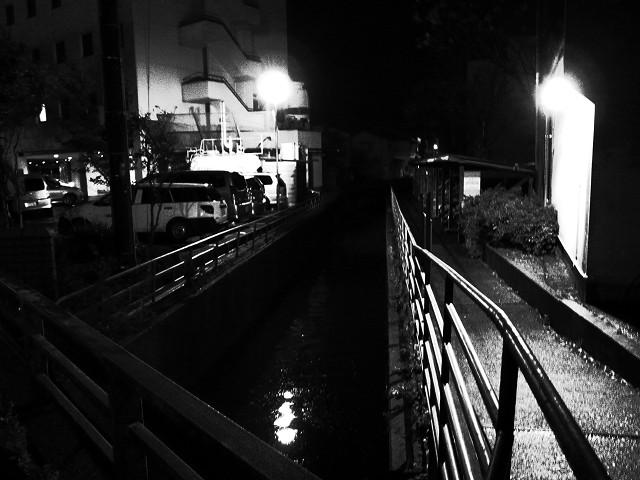 柏崎の夜3