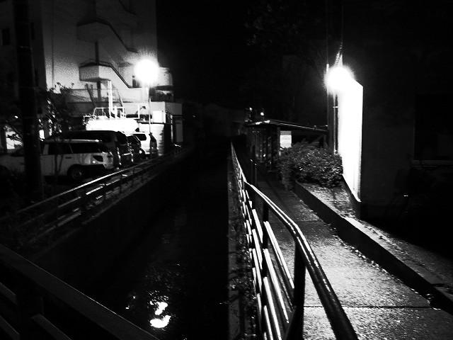 柏崎の夜2