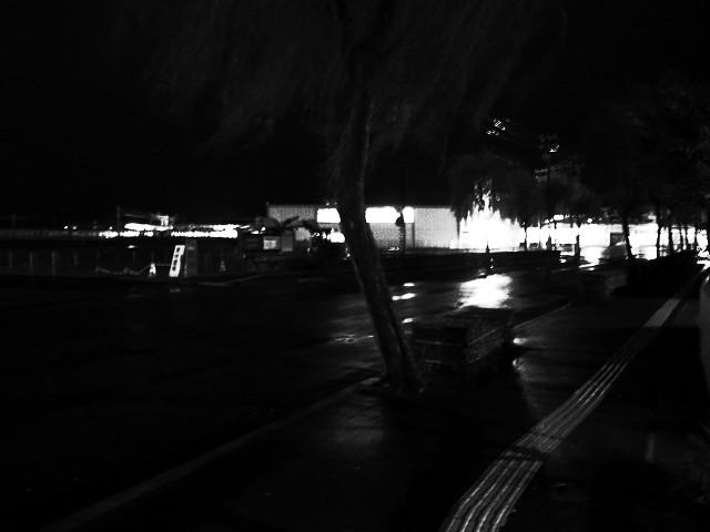柏崎の夜1