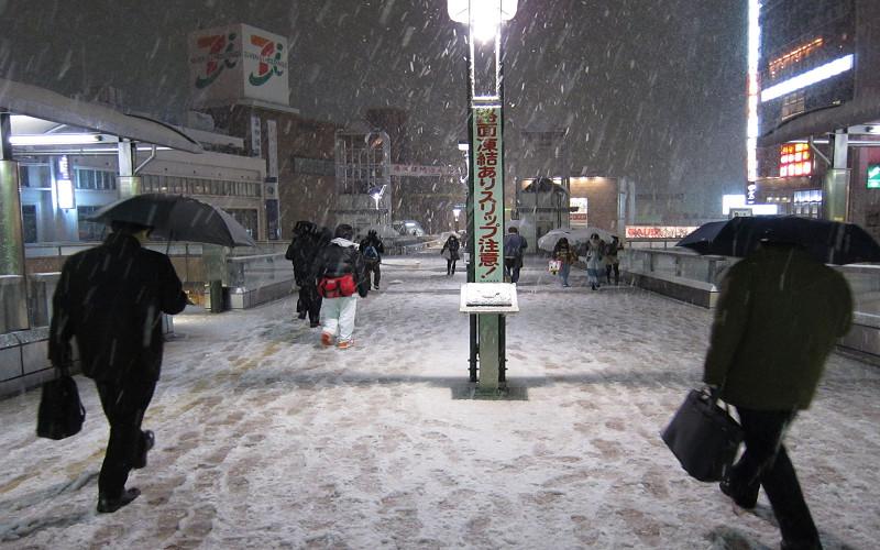 バレンタインの雪2