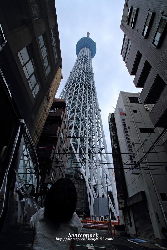 TOKYO SKY TREE #04