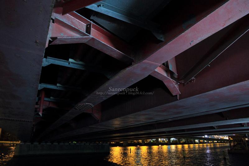 前略、橋の下より。