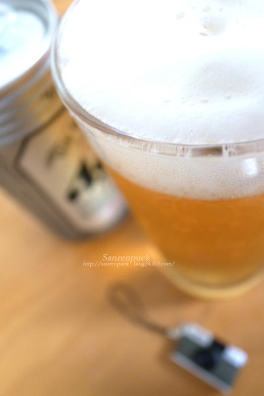 暑すぎてビールがうますぎ。