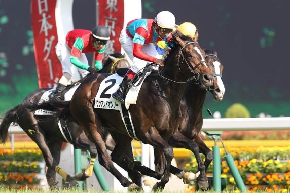 ワンアンドオンリー 神戸新聞杯01