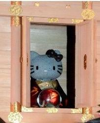 キティちゃん神社