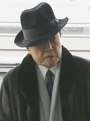 麻生副総理ギャング