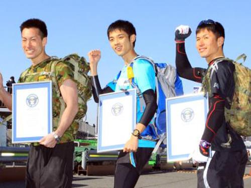 東京マラソンギネス