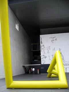 MIMOCA(入口展示その1)