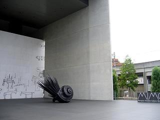 MIMOCA(入口展示その2)