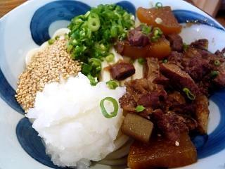 肉芝(牛肉ぶっかけUP)