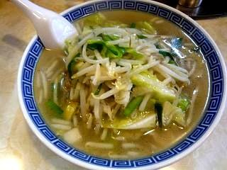中華料理大宝(タンメン)